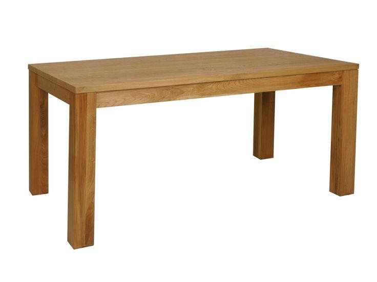 Lotte Massieve eikenhout restaurant tafel [] : Horeca meubilair, horeca interieur en horeca interieurdesign