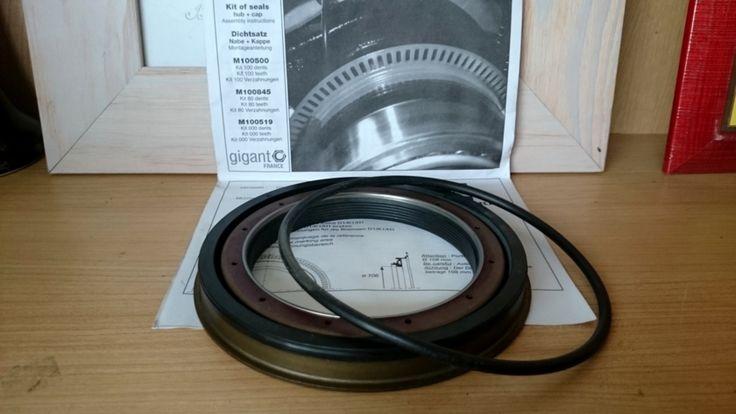 Gigant M100519 Kit de joint moyeu + chapeau ABS 108 M/M NEUF (codeJL) - ACCESSOIRES AUTO CAMION POIDS LOURD - magic-affaires-22