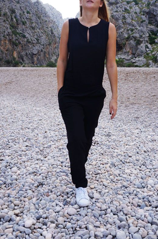 La combinaison noire Promod - Stan Smith - Adidas - Mode  http://commeunairde.wordpress.com