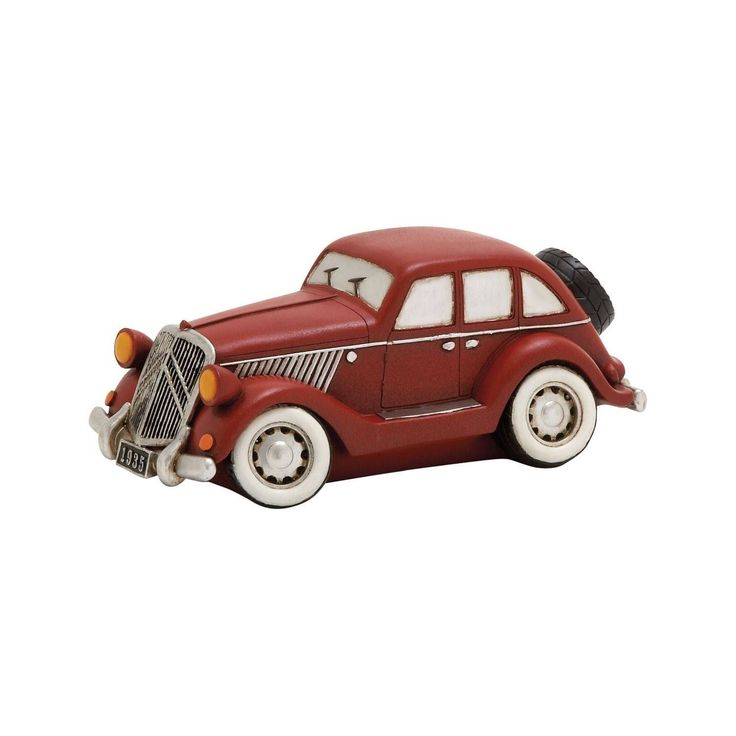 Studio 350 PS Car Piggy Bank 12 inches wide, 5 inches high