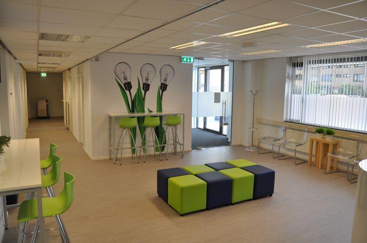 Orthocenter practice in Groningen Queridolaan 5 9721 SZ Groningen Netherlands/Holland  dentist * tandarts * orthodontie * orthodontics * beugel * waiting room  http://www.orthocenter.nl/vestiging/orthocenter/groningen-zuid/