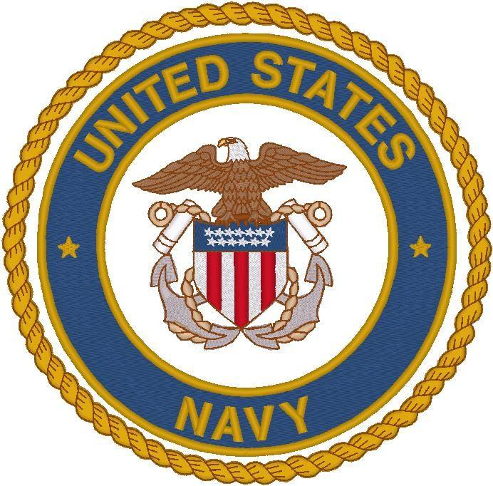 Pix For > Us Navy Emblem