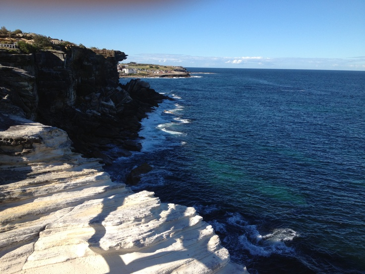 The white cliffs of... North Coogee!