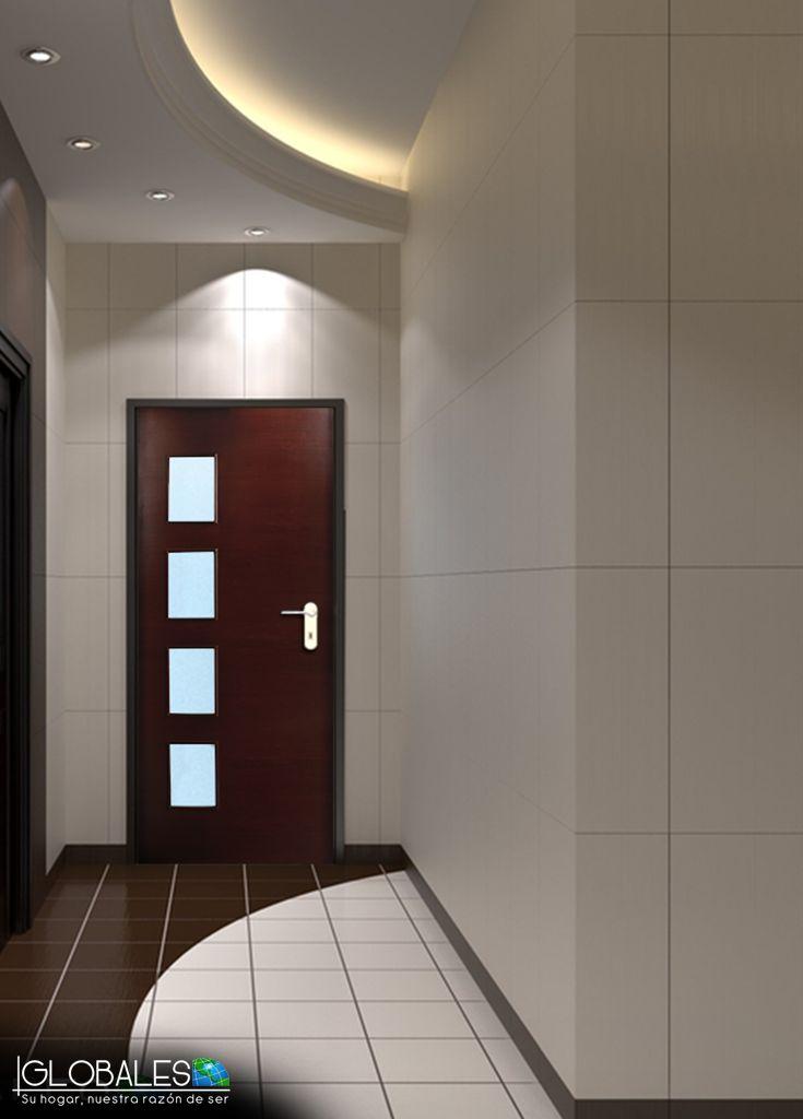 Las 25 mejores ideas sobre puertas para entrada principal - Puertas de madera entrada principal ...