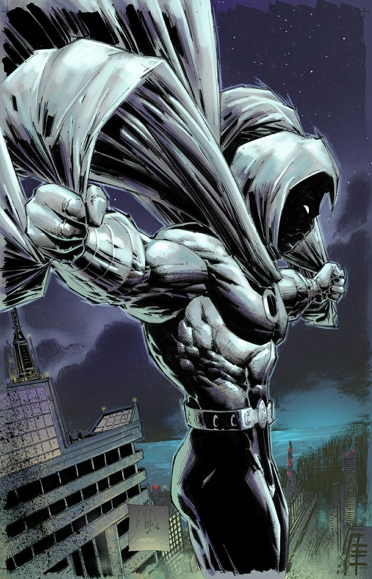 moon knight - photo #28