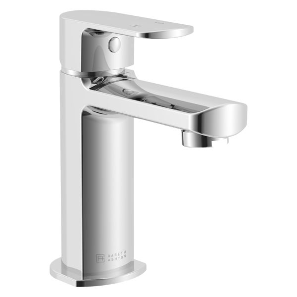 Design Inspired by Bold Organic Lines and Geometric Shapes Easy to Use Paddle Handle Quality Chrome Finish Manufactured using Water Saving Technology WELS Rating: 5 Star Flow Rate 5.0L/min