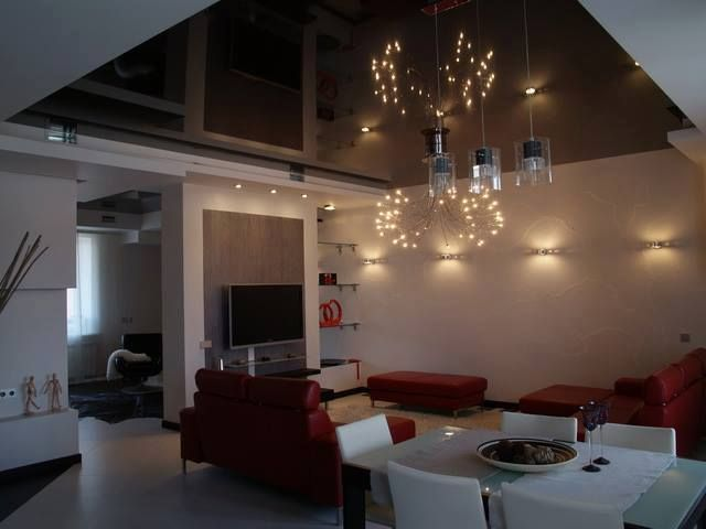 Sufit napinany / Stretch ceiling