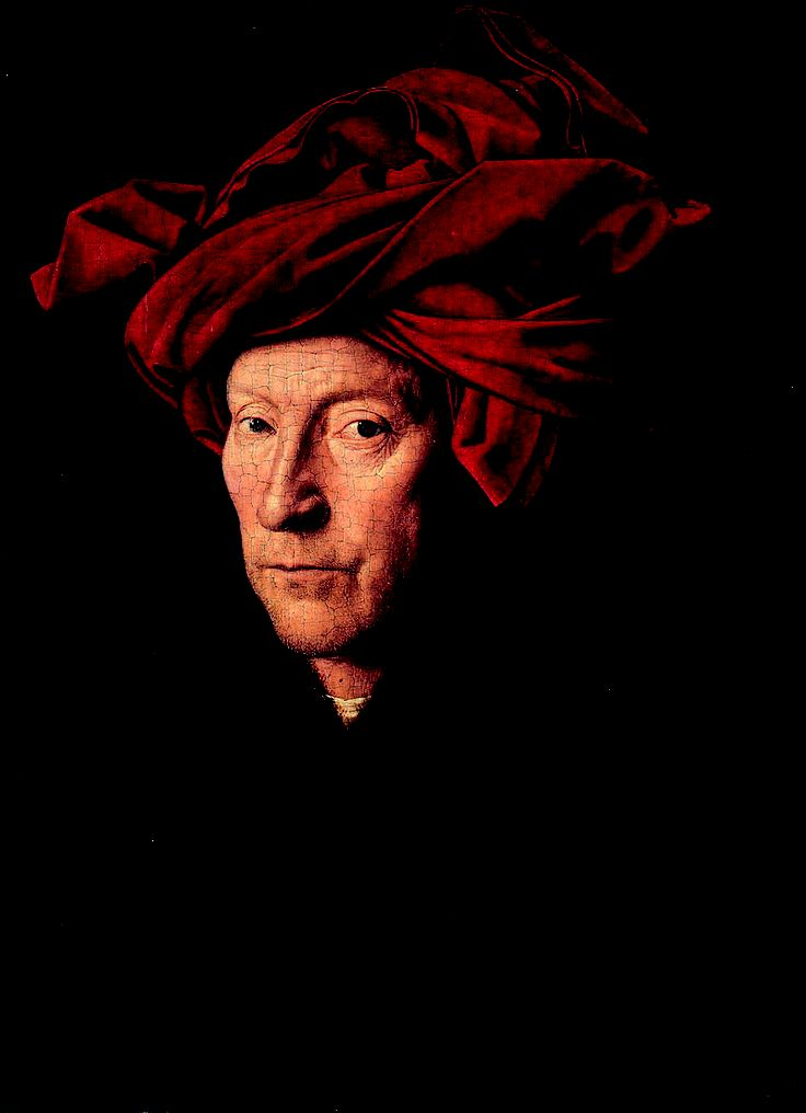 a review of man in a red turban by jan van eyck The portrait of a man (man in a red turban) painting originally painted by jan van eyck 1433 can be yours today all reproductions are hand painted by talented artists free shipping.