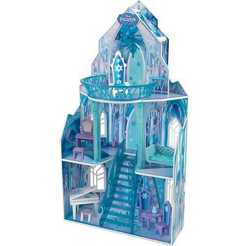 Disney Frozen Wooden Ice Castle Dollhouse