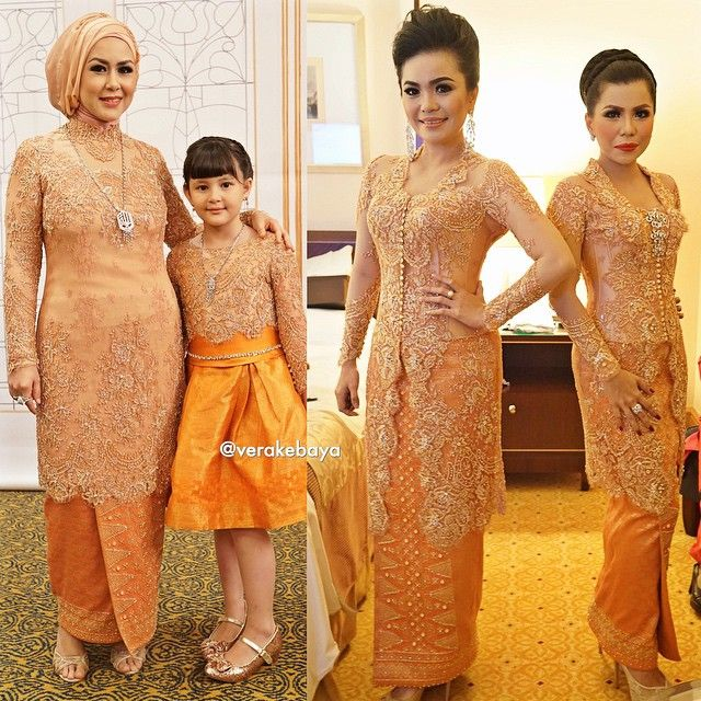 f8338649d41adacf808c309a5a002dff kebaya lace kebaya wedding 366 best kebaya images on pinterest batik dress, elegant dresses,Model Baju Muslim Vera Kebaya