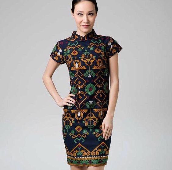 Pusat Baju Batik Di Bali: Model Baju Batik Bali Modern Terbaru 2017. Beautifull