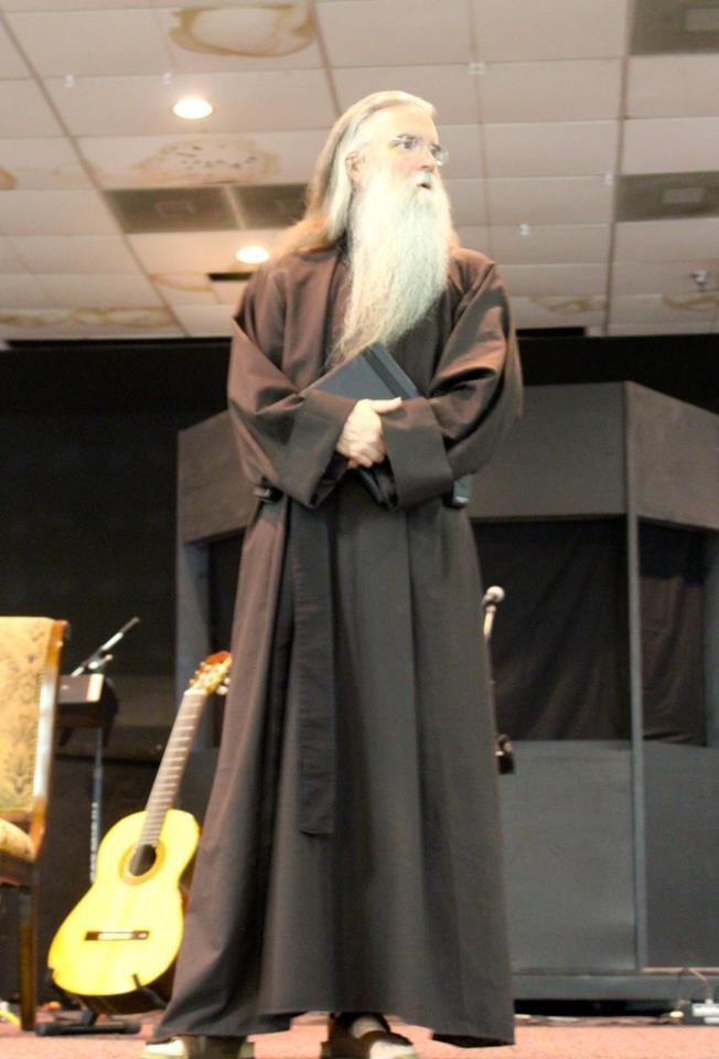 John Michael Talbot, musician monk