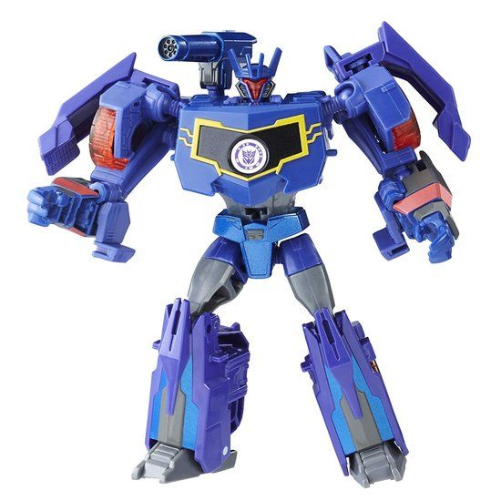 Transformers Robots in Disguise Warrior Class Soundwave