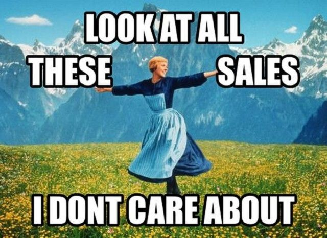 20 Funny Black Friday Memes That Will Make You LOL: sound of music meme