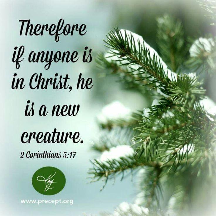 2 Corinthians  5  :  17