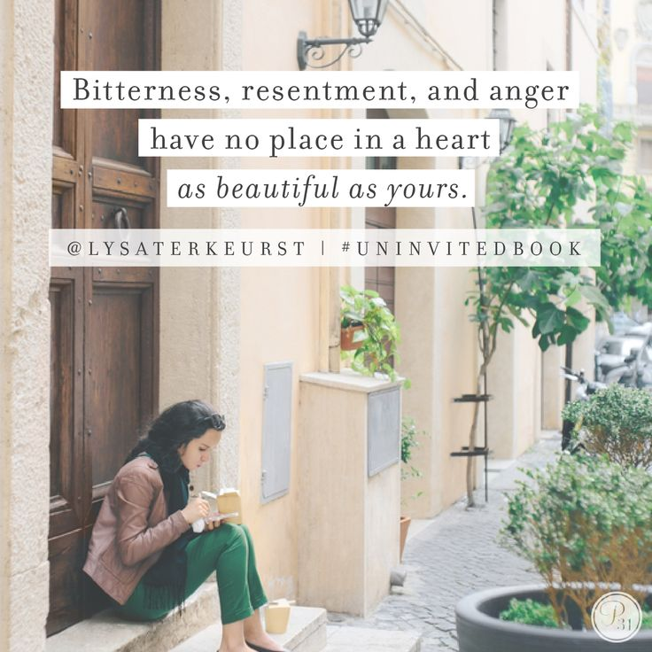 """From """"Uninvited"""" by Lysa TerKeurst - available August 9th"""