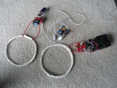 Беспроводная зарядка своими руками