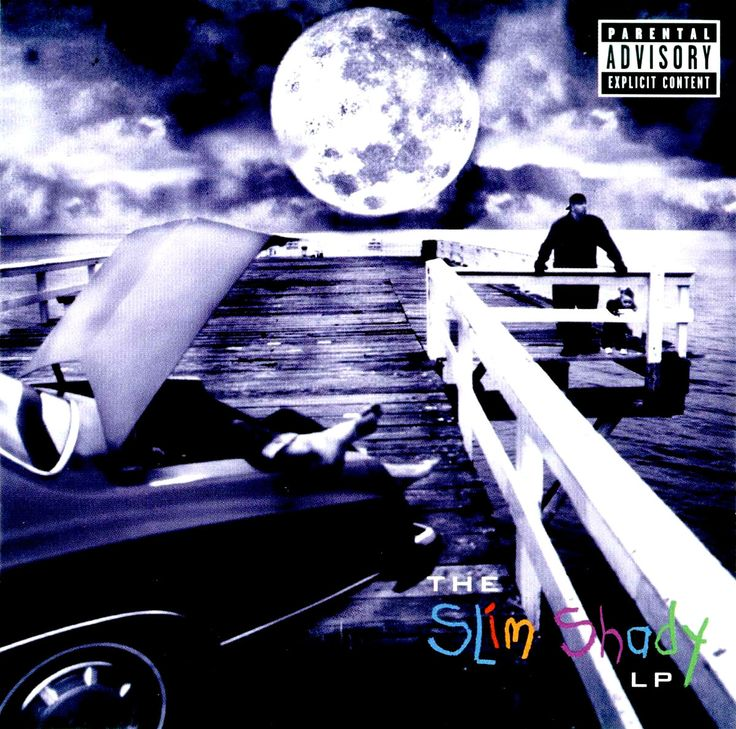 Eminem The Slim Shady LP on 2LP Universal's Respect The Classics Campaign Out of Print on Vinyl Since 1999 Universal Music Enterprises (UMe) continues to salute many of hip-hop's finest with the Respe