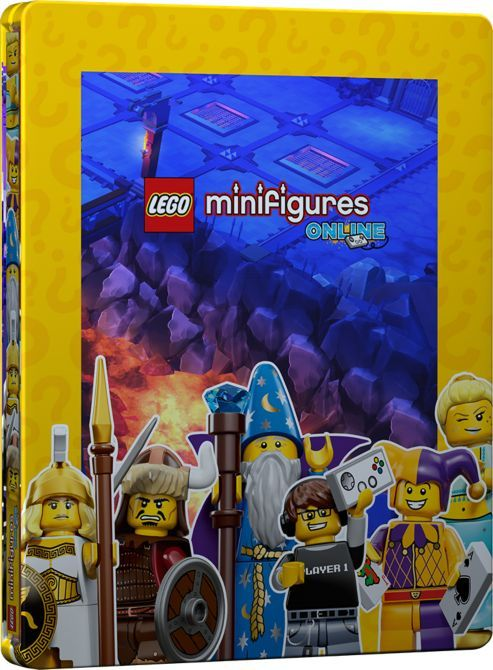 LEGO Minifigures Online in SteelBook Case (PC)
