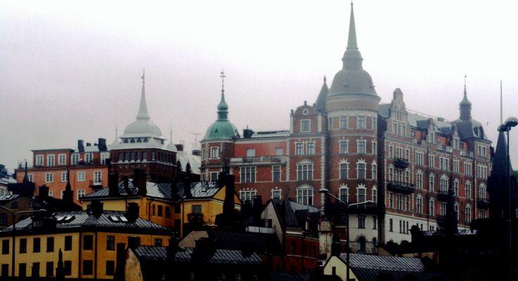 FULMINANTE EXPLOSIÓN DE REGALIZ | Historias con delantal - Blogs lasprovincias.es Estocolmo