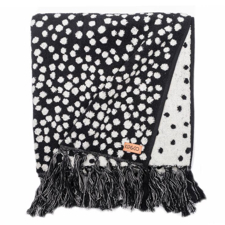 Kip & Co Freckles Bath Towel