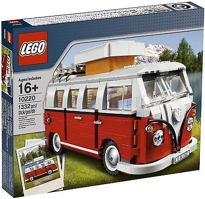 Lego #creator 10220 building game #volkswagen t1 #camper van,  View more on the LINK: http://www.zeppy.io/product/gb/2/182200655377/