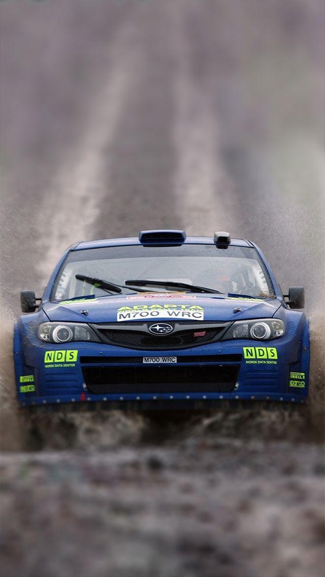 Subaru Impreza WRC rally car - ai ai meus anos de Gran Turismo... kkkk