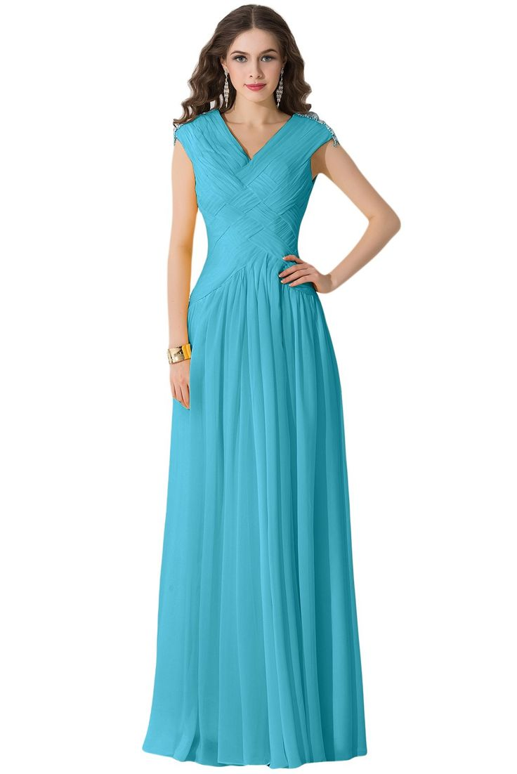 Amazon Colored Mother Of The Bride Dresses Teal Fashion