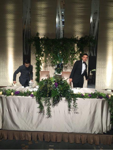WEDDING DAY... の画像 Wedding &Party Designerの黒沢祐子