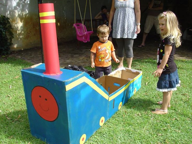 Noddy toyland train