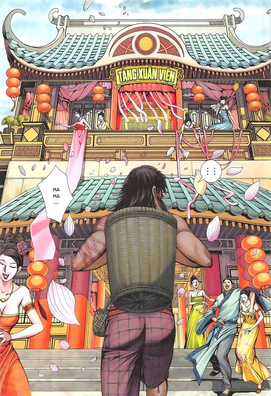 Tây Du chap 5 - Truyện tranh   Truyện tranh online   Đọc truyện tranh   Manga