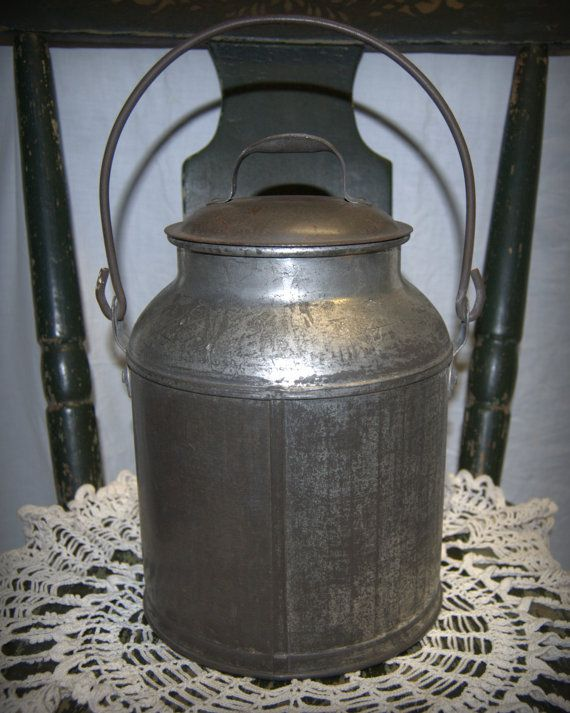 1000 Images About Old Milking Buckets On Pinterest