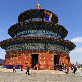 Temple of Heaven, Beijing, China #travel, #China
