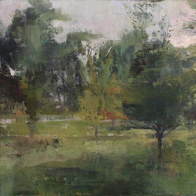 Douglas Fryer - oil painting / landscape