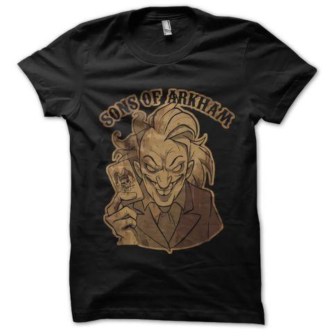 Sounds Of Black Joker Arkham Custom,Men's Adult T-Shirt,Men's Gildan T-shirt,Custom T-shirt,Cheap T-shirt,T-shirt Print,Cheap Tees