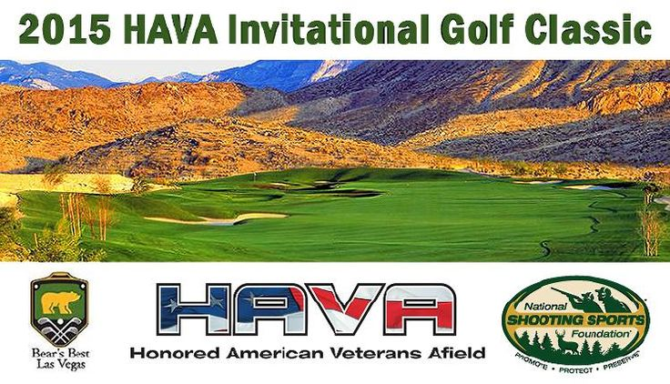 Honored American Veterans Afield (HAVA) and the National Shooting Sports Foundation (NSSF) announce the pre-SHOT Show golf outing for industry insiders.