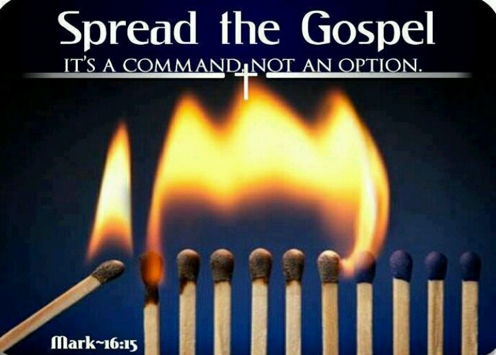 """The word """"gospel"""" means good news, and it is best defined as the"""