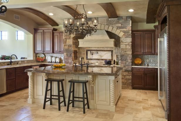 French Style Kitchens: Pictures, Ideas & Expert Tips : Rooms : Home & Garden Television