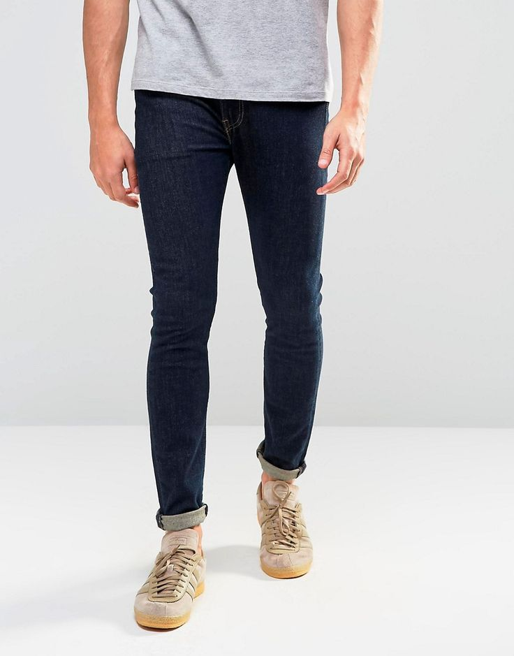 Levi's+519+Super+Skinny+Jeans+Pipe+Clean+Rinse+Wash