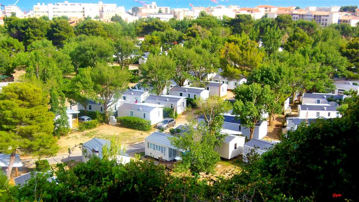 Camping ,narbonne plage ( juin 2017)