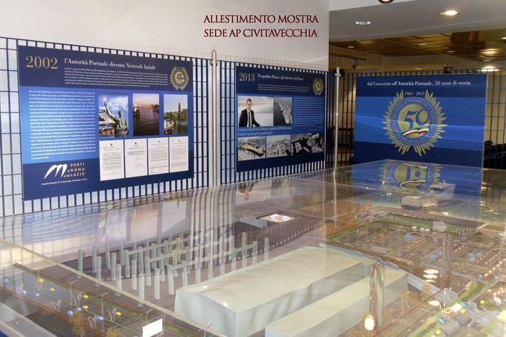 Graphis Studio for Civitavecchia Port Authority