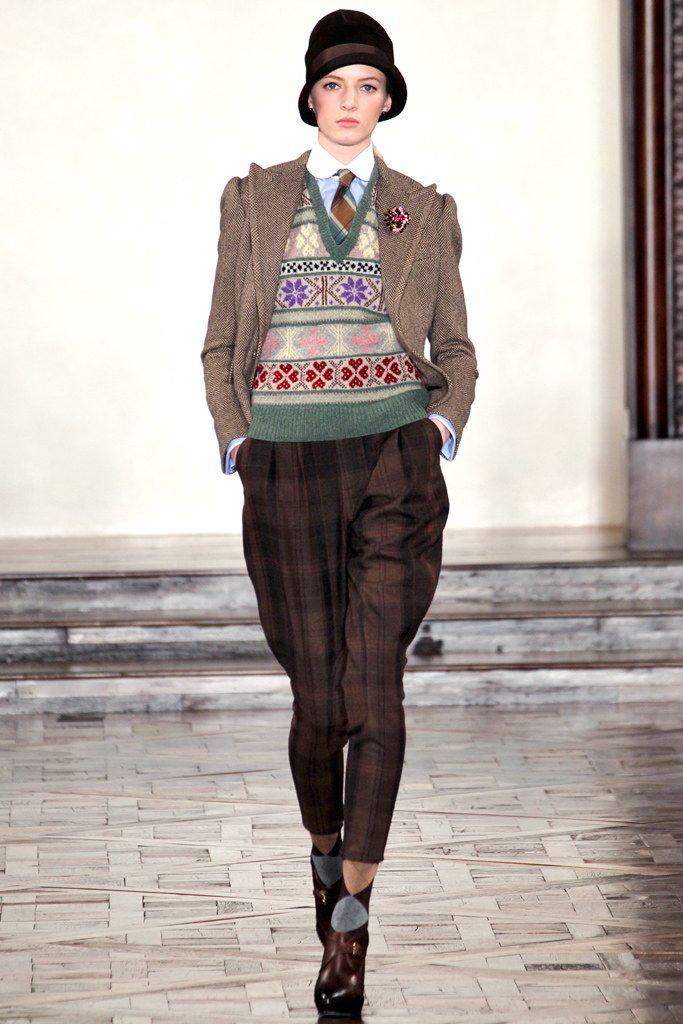 手机壳定制sale designer shoes online Ralph Lauren Fall   Ready to Wear Collection Photos  Vogue