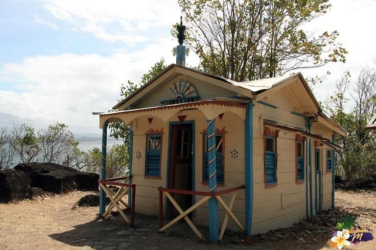 La Maison du Bagnard - Anse Caffard - Martinique  #Martinique © AliZéMédia