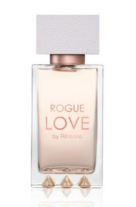Rogue Love Rihanna ~ sweet fruity/floral scent with caramel hints. Like it but don't ♥ it.