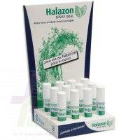 4,05€ PVP - Ponle solución a tus problemas de #halitosis con el spray #Halazon http://farmaciafucar.com/bucal/otros-tratamientos/halazon-spray-oral-10-g.html