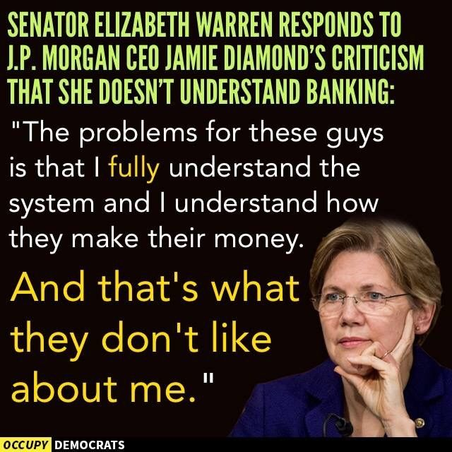Please, Please...Be Bernie's running Mate !!! #FeeltheBern