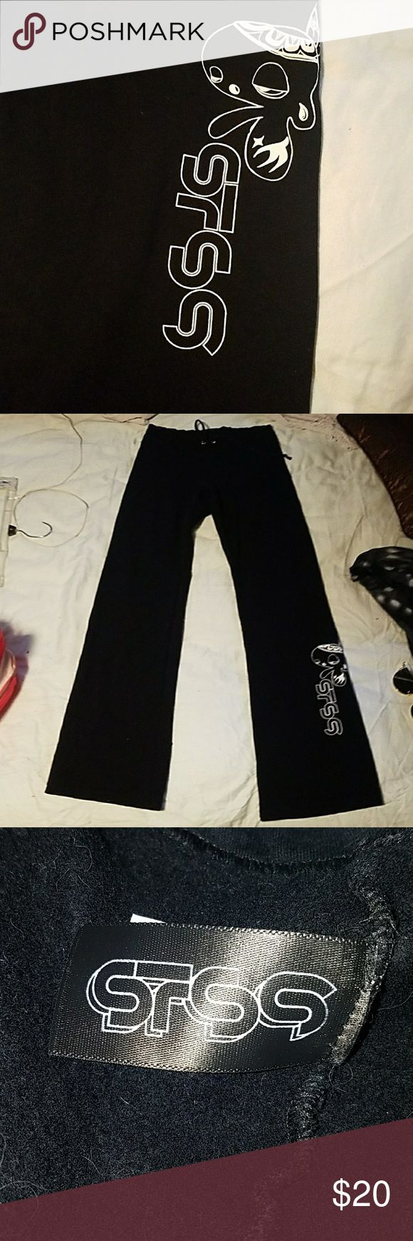STS9 (Sound Tribe Sector Nine) Sweatpants Good condition! Size XS. STS9 sweatpants. Fan clothing merchandise made for the band Sound Tribe Sector 9. STS9 Pants Track Pants & Joggers