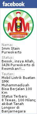 SEJARAH BANYUMAS KUNO | IMM Tarbiyah STAIN Purwokerto