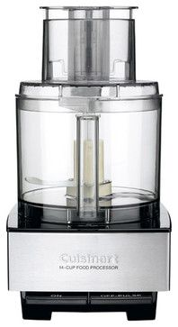 Cuisinart Custom 14 14-Cup Food Processor - contemporary - Food Processors - HPP Enterprises