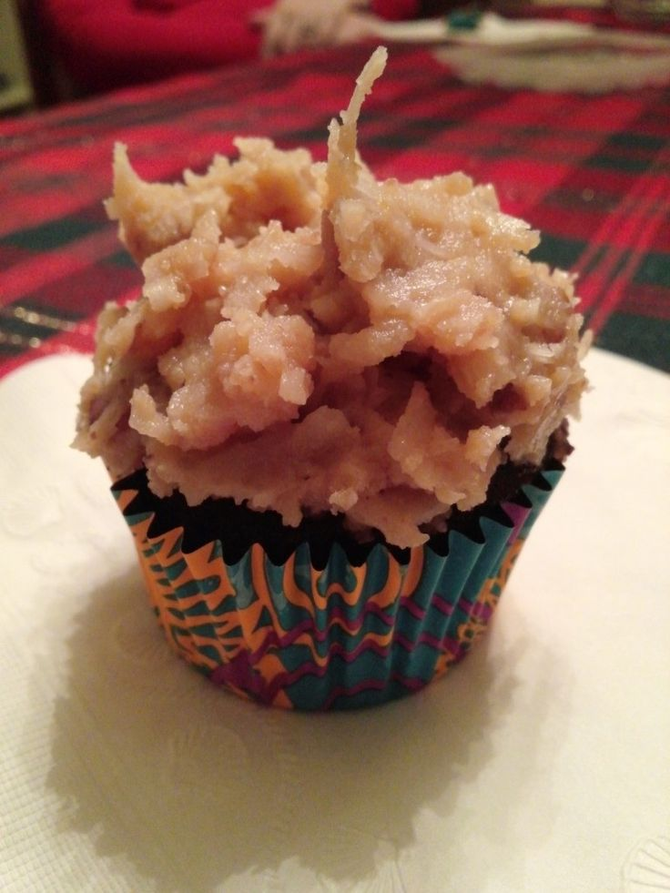 Need a quick and tasty alternative to buttercream for your holiday treats? Check out my Gluten Free German Chocolate Frosting